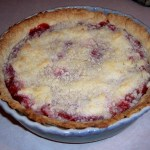The one where I redeem myself with Strawberry Rhubarb Pie!