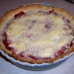 The one where I redeem myself with Strawberry Rhubarb Pie!