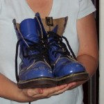 Picture My Memories ~ The Blue Boots