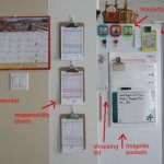 The Fridge File helps you organize life!