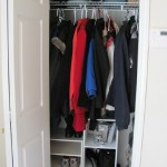 My entryway and a Huggable Hangers giveaway!