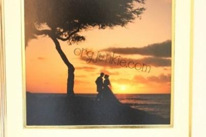 wedding in hawaii sunset