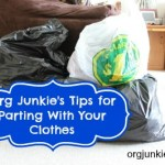 11 Rules to Help You Declutter Your Clothes ~ Day #3