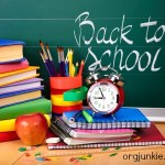 Back to School Organization ~ Links Galore!