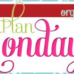 Menu Plan Monday ~ Nov 26/12 + Pokemon Party!