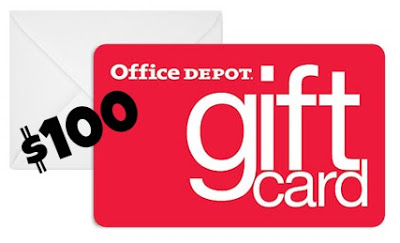 Office Depot gift card