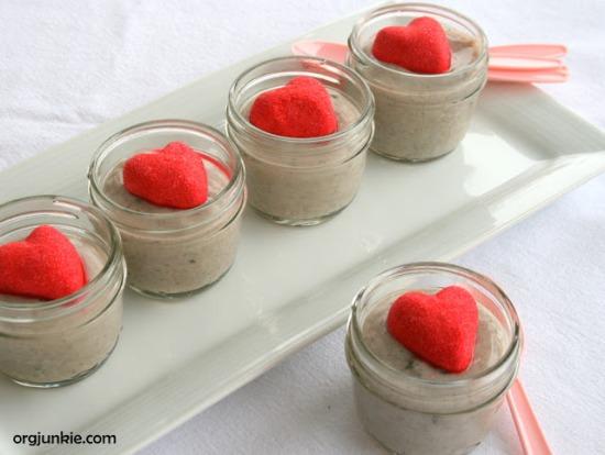 a valentine's treat