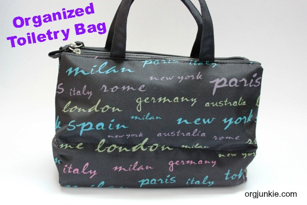Toiletry Bag Giveaway