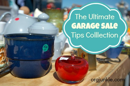 The Ultimate Garage Sale Tips Collection