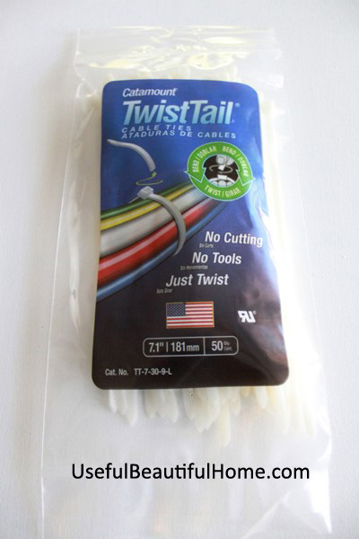 UBH TwistTail Cables for Labeling Toys
