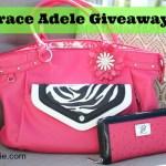 A Pretty in Pink Grace Adele Purse, Clutch, Wallet & Jewelry Giveaway!