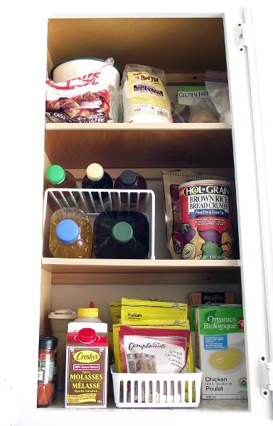 wire cupboard shelf