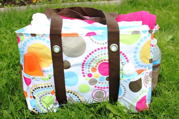 thirty-one beach bag 1
