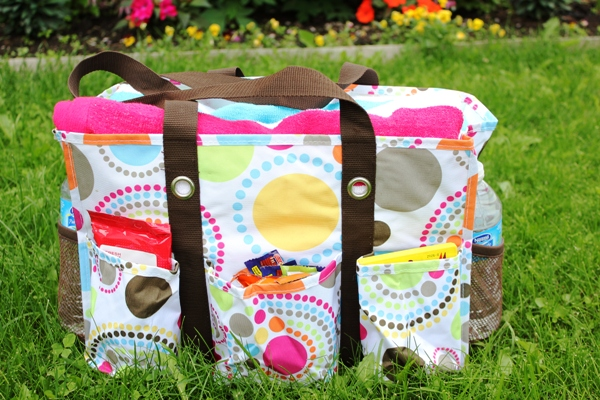 thirty-one beach bag