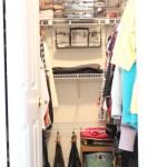 Closet Boot Storage ~ Day #4