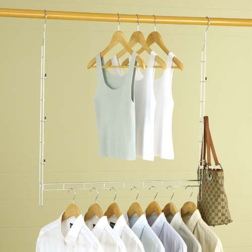 Captivating Closet Extender Rod