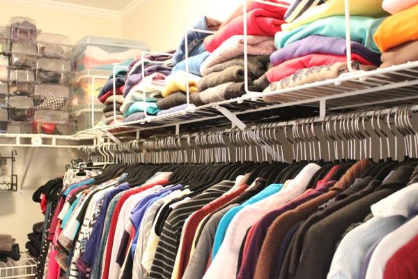 Charming Shelf Dividers For Your Closet