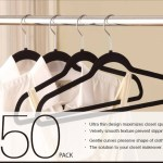 Every Closet Is Crying Out for Thin Hangers ~ Day #13