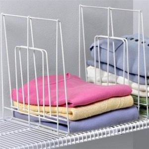 Shelf Dividers for your Closet ~ Day #20