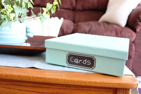 Christmas Card Tool Box 3