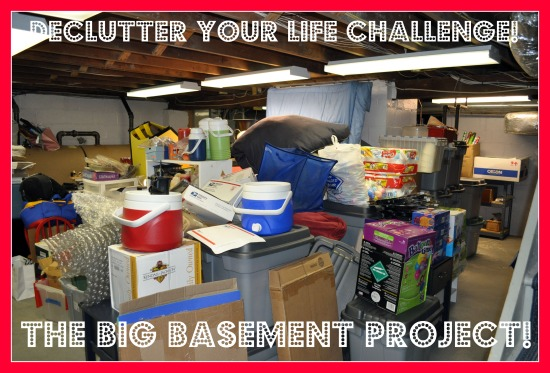 Declutter-Your-Life-Challenge-The-Big-Basement-Project-Before-Picture