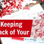Keeping Track of Your Hidden Gifts + FREE printable