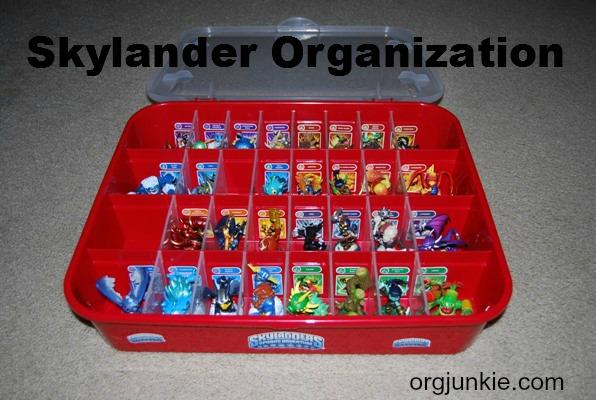 Skylander Organization