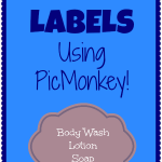 How to Create Labels Using PicMonkey