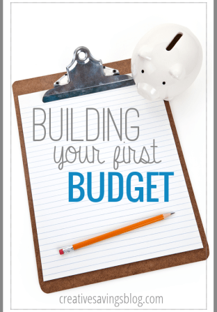 Building Your First Budget