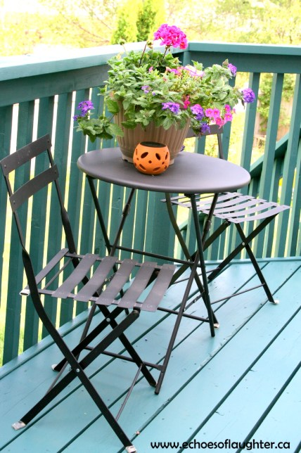 Organizing Outdoor Spaces for Summer