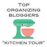 Top Organizing Bloggers Kitchen Tour: Organizing Lazy Susans
