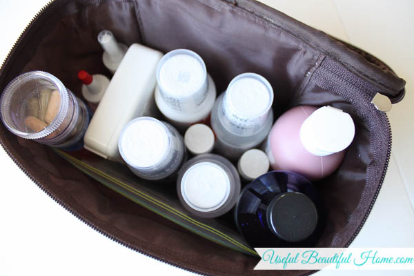 Organized kid medicines for traveling