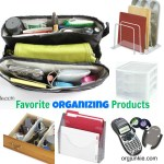 A Few of My Favorite Organizing Products