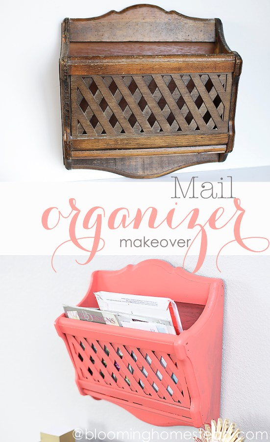 Easy-Mail-Organizer-Makeover