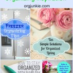Popular 2014 Posts for Organizing Inspiration