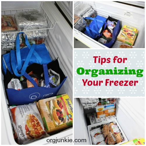 Tips for Organizing Your Deep Freezer