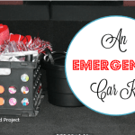 How to Organize an Emergency Car Kit