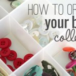 How to Organize Your Button Collection