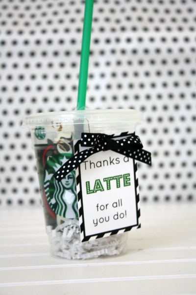 Thanks-a-latte-free-printable