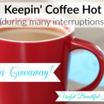 Keeping Coffee Hot During Many Interruptions