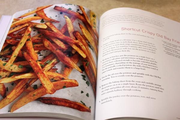 Shortcut Crispy Old Bay Fries