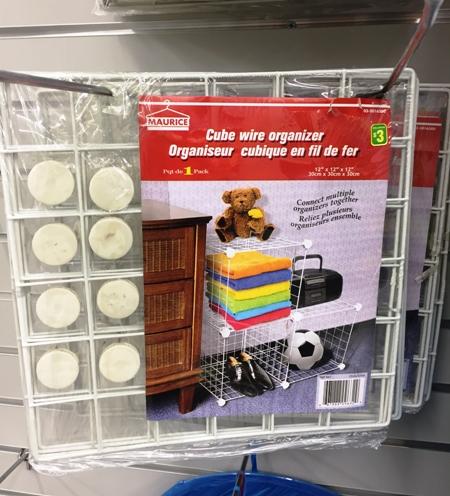 cube wire organizer