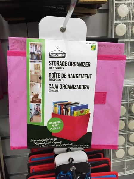 small storage organizer