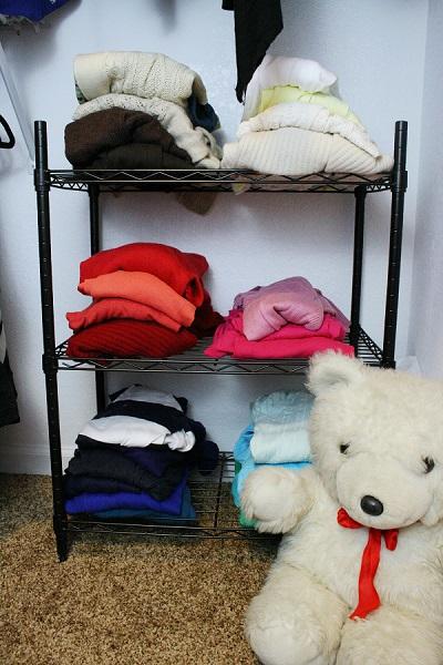 master closet organization 13
