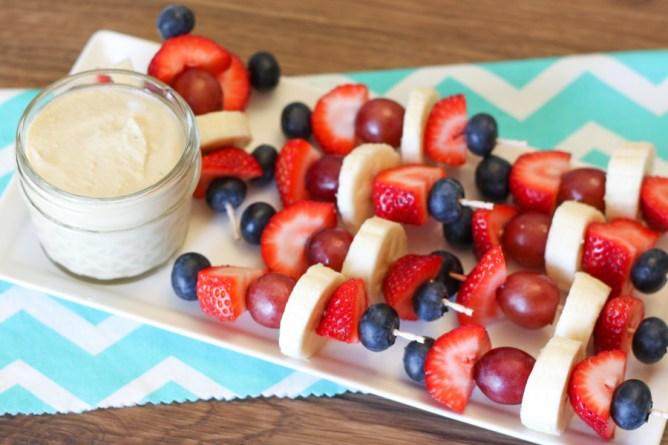 dairy-free-fruit-dip-and-fruit-kabobs