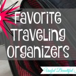 Five Favorite Travel Organizers