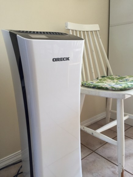 Oreck Air Refresh Purifier and Humidifier