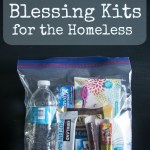 DIY: Blessing Kits for the Homeless