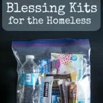 DIY: Blessing Kits for the Homeless