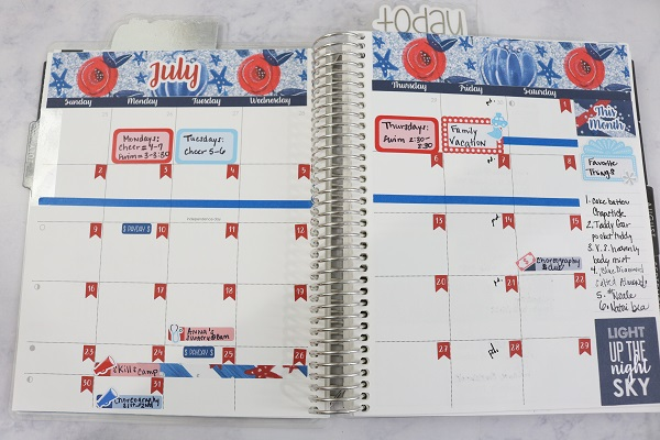 The Six Ways I Use My Paper Planner to Keep Organized at Im an Organizing Junkie blog